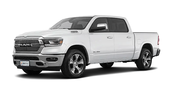 Image of vehicle type Pickup Truck