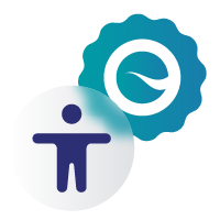SiteImprove Accessibility Icon